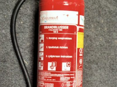 Brandblusser 5kg