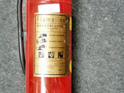 Brandblusser 9kg