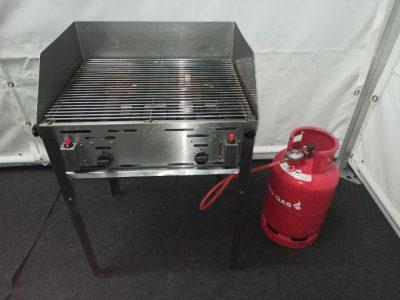 Gasbarbecue afm 65x55cm