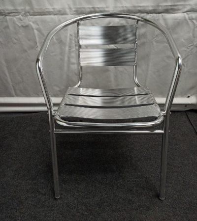 Stoel Bolero aluminium