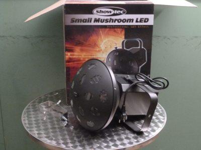 mushroom LED draaiende verlichting